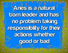 Aries traits.  What makes YOU tick?  Sign up for a chance to win a FREE #astrology reading! www.insideconnection.tv  Winners chosen monthly.