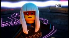 HARUMI RUMI THE QUIET ONE SECRETS OF SONS OF GARMADON Ninjago World LEGO movie LEGO Minifiguren