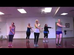 "▶ ""Bye Bye Bye"" NSync Dance Fitness Choreography by Jenny Lynne Inside Jenny's Head - YouTube"