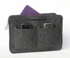 Tasche Organizer Handtaschen-Organizer Taschenorganizer Ordnung > Schwarz
