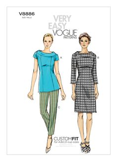 V8886 | Vogue Patterns