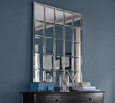 Eagan Multipanel Large Mirror - Silver #potterybarn