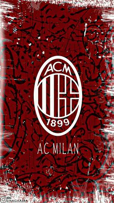 Milan Football, World Football, Milan Wallpaper, Iphone Wallpaper, Ac Milan Logo, Uefa Champions, Champions League, Paolo Maldini, Leonel Messi