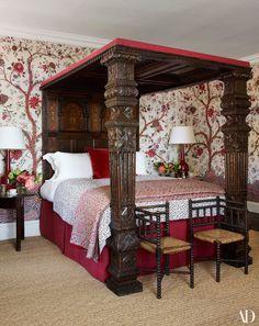 Claudia Schiffer's Tudor Mansion Photos | Architectural Digest