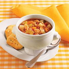 Healthy Soup Recipes: Quick Clam Chowder