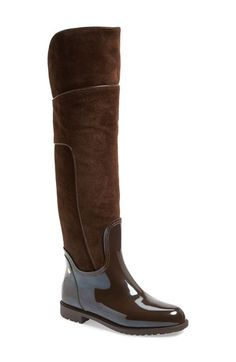 Andre Assous André Assous 'Mayra' Waterproof Over the Knee Boot (Women) available at #Nordstrom