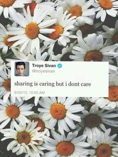 Why i love Troye lmao