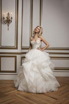 Justin Alexander 2016 - Abiti da sposa: collezioni e foto - Matrimonio.it