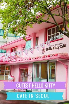 You know you want to go! #korea #seoul #hellokitty #sanrio