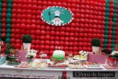 Encontrando Ideias: Festa da Pizzaria!!!