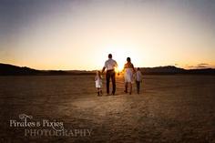 Pirates & Pixies Photography   Capturing Life, family pose, sunset