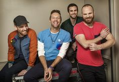 Coldplay is performing at the Rose Bowl in August!