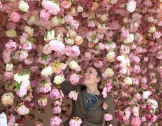 Stunning floral display by Rebecca Louise Law at the RHS Chelsea Flower Show: http://www.rhs.org.uk/Shows-Events/RHS-Chelsea-Flower-Show/2013