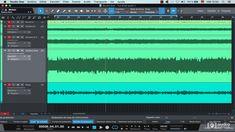 Grabar audio en Studio One 4 con la opción de Auto Punch. Reemplazar grabación de audio. Tutoriales studio one español Periodic Table, Audio, Printmaking, Periodic Table Chart, Periotic Table