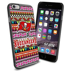 "Tampa Bay Buccaneers Football Aztec iPhone 6 4.7"" Case Cover Protector for iPhone 6 TPU Rubber Case SHUMMA http://www.amazon.com/dp/B00VR0U4LM/ref=cm_sw_r_pi_dp_aEqswb1PM2N28"
