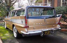 1959 Rambler Ambassador Custon Cross Country Station Wagon