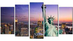 #Cuadro Nueva York http://www.cuadrosyespejosmodernos.com/producto/cuadro-new-york-ref-11-150x80cm/
