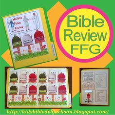 Bible Fun For Kids: Mailbox Bible Review FFG