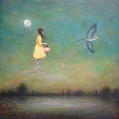 """Possono accadere le cose più impossibili quando si accetta di rischiare, di seguire quello che sentiamo dentro. Avere paura è la cosa più naturale, ma piuttosto che vivere scontenti per una intera vita meglio seguire l'istinto ed avere speranza. """"Quando piombi nella disperazione più cupa, ti si offre l'opportunità di scoprire la tua vera natura. Proprio come i sogni prendono vita quando [segue] #sergiobambarén, #speranza, #sogni, #istinto, #natura, #opportunità, #italiano,"""