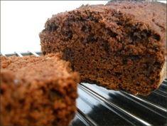 Cake au chocolat à l'okara - Végécarib