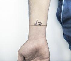Ideas For Tattoo Minimalistas Masculino Best Tattoos For Women, Sleeve Tattoos For Women, Trendy Tattoos, Cool Tattoos, Arrow Tattoos, Leg Tattoos, Flower Tattoos, Arm Tattoo, Tatoos