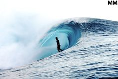 Ride the swell.