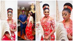 Chioma and Obiora's Igbo traditional wedding is filled with all things beautiful – the vibrant burst colors, the pretty dresses, and the dancing! In the midst of the people who…