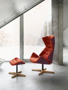 Thonet Lounge Chair 808
