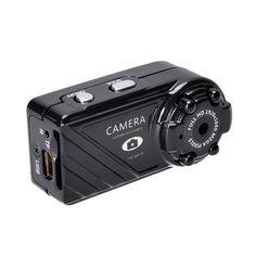 Full HD 1080P 12MP Spy Hidden Camera Security Night Vision Mini Cam Sport DVR…