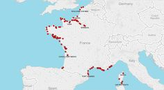 PORTS IN FRANCE