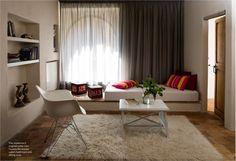 ACHADOS DE DECORAÇÃO - blog de decoração: DECORAÇÃO QUE FAZ PENSAR: você faria isso na sua casa?
