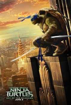 When does Teenage Mutant Ninja Turtles: Out of the Shadows come out on DVD and Blu-ray? DVD and Blu-ray release date set for September Also Teenage Mutant Ninja Turtles: Out of the Shadows Redbox, Netflix, and iTunes release dates. Teenage Mutant Ninja Turtles, Ninja Turtles Movie, Ninja 2, Tortugas Ninja Leonardo, Bebop And Rocksteady, Poster Minimalista, Arte Dc Comics, Movie Guide, Michael Bay