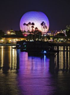 Epcot in Orlando, Florida