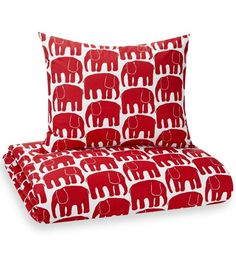 Elefantti, Bl� elefanter p�slakan, Finlayson till asbilligt pris.