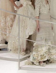 Chanel haute couture spring/summer 2006 finale