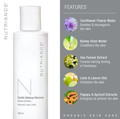 A 2-in-1 skin care product suitable for all skin types,even sensitive skin. Best Makeup Remover, Water Flowers, Natural Essential Oils, Organic Skin Care, Home Design, Best Makeup Products, Sensitive Skin, Conditioner, Simple