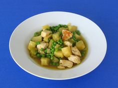 SOSCuisine: Fricassée de poulet et pommes de terre