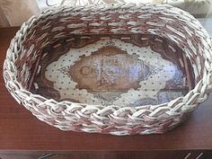 Плетение с одним слоем картона | Ярмарка Мастеров - ручная работа, handmade