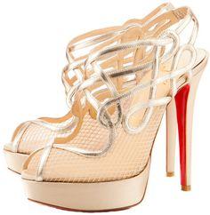 christian louboutin sandals shoes #louboutins #redsoles #redbottom #heels    Please Pin, Thanks!    instagram.com/heelhaveeyes