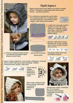 Exceptional Stitches Make a Crochet Hat Ideas. Extraordinary Stitches Make a Crochet Hat Ideas. Crochet Baby Beanie, Crochet Poncho, Crochet Scarves, Crochet Clothes, Baby Knitting, Crochet Hood, Crochet Winter, Crochet For Kids, Diy Crochet