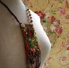 Bohemian Bliss Gypsy Necklace