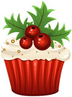 christmas cupcake clip art clip art christmas 2 clipart