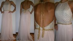 95,50 eur Backless, Formal Dresses, Fashion, Dresses For Formal, Moda, Formal Gowns, Fashion Styles, Formal Dress, Gowns