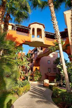 Sheraton Hacienda Del Mar, Cabo San Lucas, Mexico - was just there!  Best vaca EVER!! :)