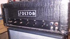 Solton BV60 Bassamp umgebaut als Gitarrenverstärker - Vollröhre - in Bayern - Altdorf | Musikinstrumente und Zubehör gebraucht kaufen | eBay Kleinanzeigen
