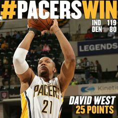 Pacers Win!  119-80 Indiana Pacers, Sports, Hs Sports, Sport