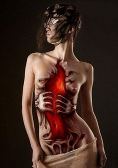 ART FORMS OF THE HUMAN BODY | Art Body Painting: Body Painting and ...