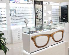 6a7a5953cf Optometry Decor Optometry Art Optician Giant Wayfarer Shop Interior Design,  Store Design, Optometry Office
