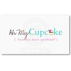 What are some cute cupcake business names?
