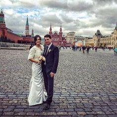 Vasilisa Davankova and Nikolai Morozov